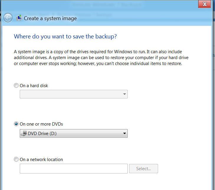 Create Windows 8 Image using built in tools in Windows 8