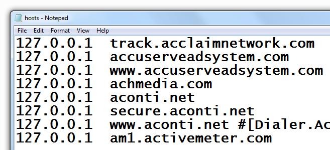 Block Websites on a Windows Computer