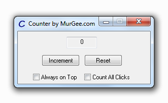 Counter Utility to help in Counting