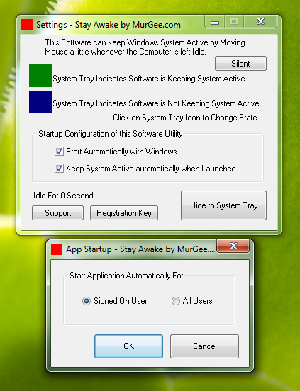 Disable ScreenSaver on a Windows Computer for Single or All Users