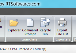 Launchers in Duplicate File Finder