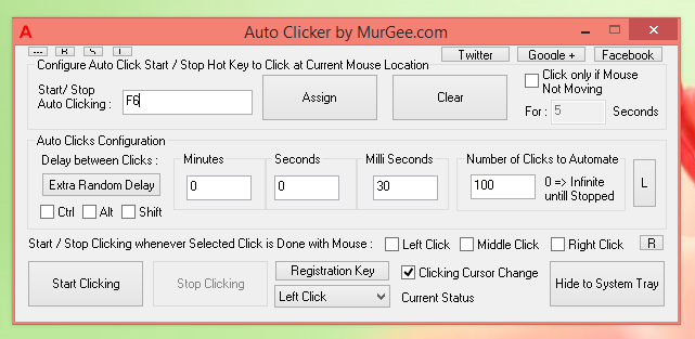 Mouse Clicking Software for Windows